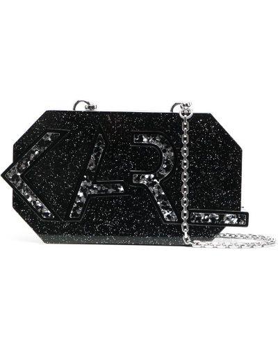 Kopertówka - czarna Karl Lagerfeld