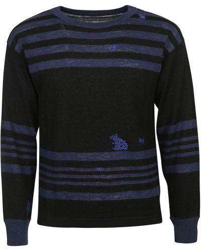 Niebieski pulower Maison Margiela