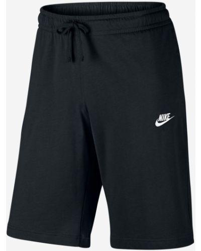 Спортивные шорты свободные с карманами Nike