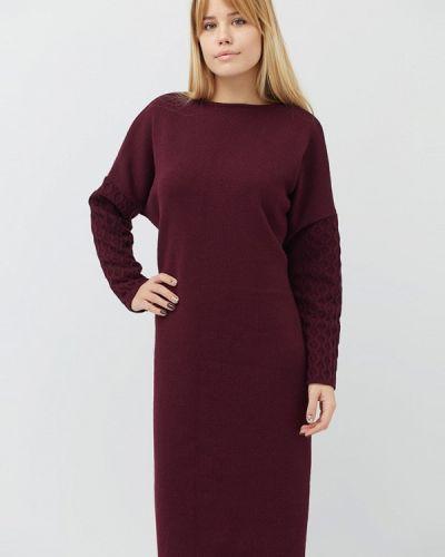 Платье - бордовое Прованс