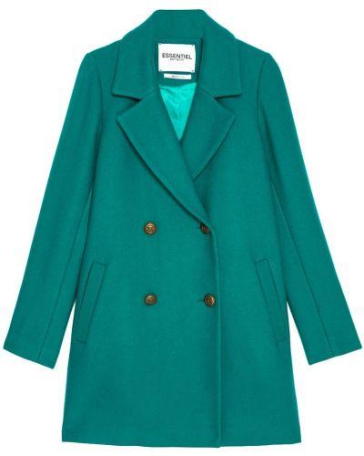 Пальто классическое шерстяное с воротником Essentiel Antwerp