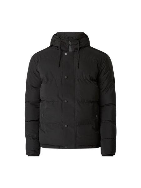 Czarna kurtka pikowana Nowadays