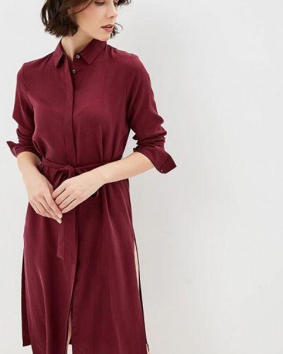 Платье платье-рубашка осеннее Banana Republic