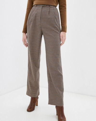 Коричневые брюки Unq