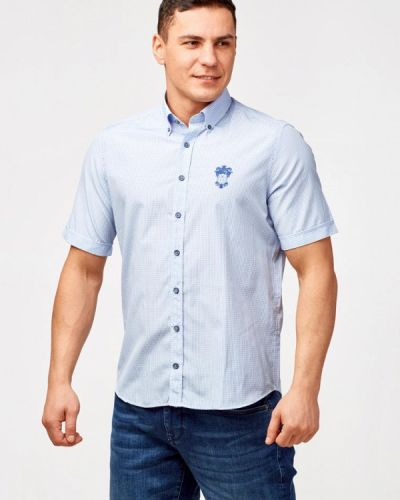 Рубашка - голубая Campione