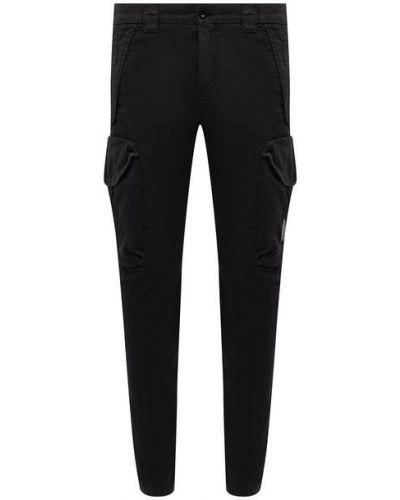 Хлопковые брюки карго C.p. Company