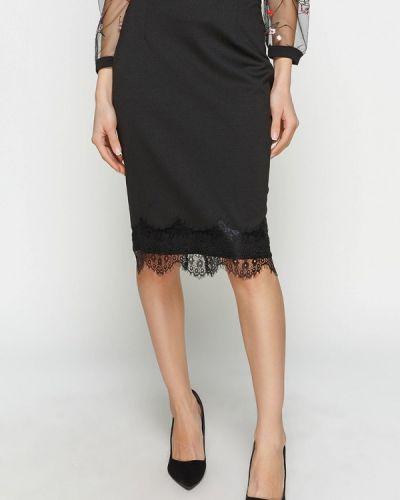Черная юбка Zubrytskaya
