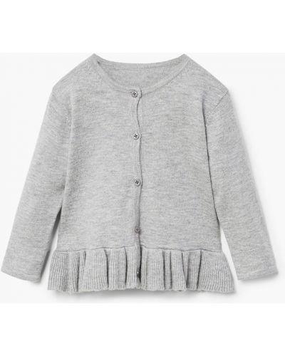 Серый свитер Mango Kids