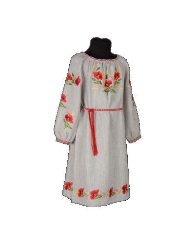 Свободное платье свободного кроя Garmoniya