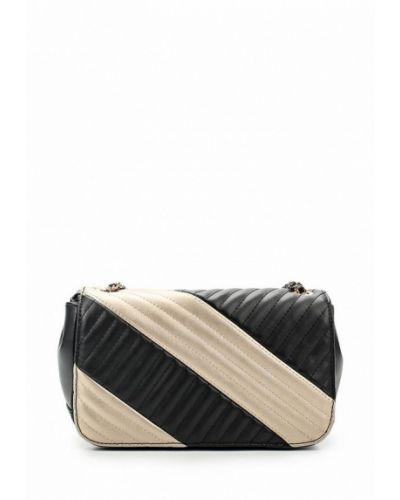 Черная сумка через плечо Fabretti
