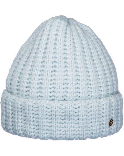 Зимняя шапка с отворотом шерстяная Canoe
