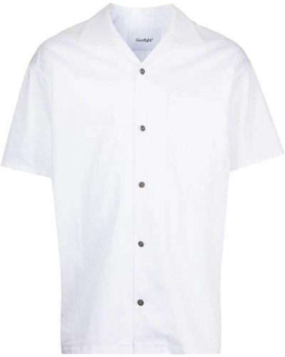 Biała koszula bawełniana Goodfight