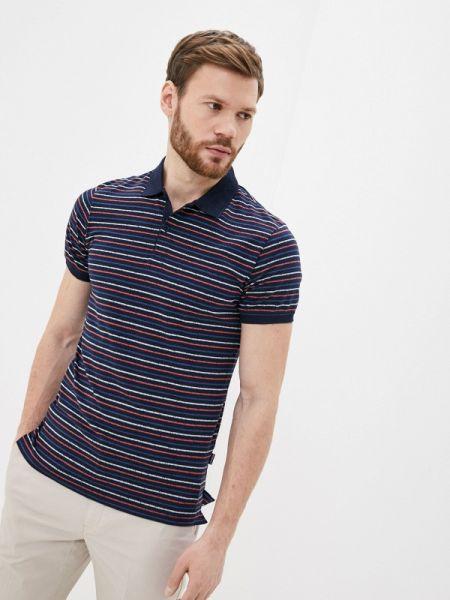Синяя футболка Henderson