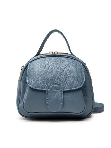 Niebieska torebka Creole