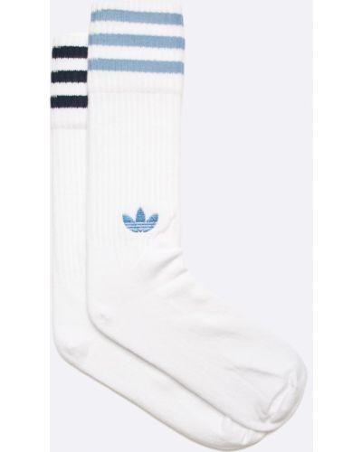 Белые носки Adidas Originals