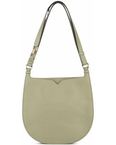 Кожаный сумка сумка-хобо на плечо Valextra