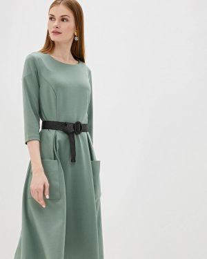 Платье прямое осеннее Likadis