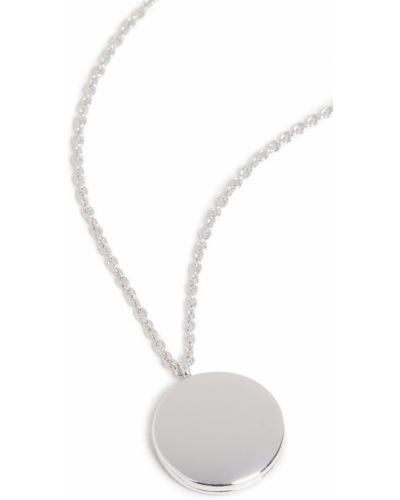 Серебряный медальон с декоративной отделкой Tom Wood