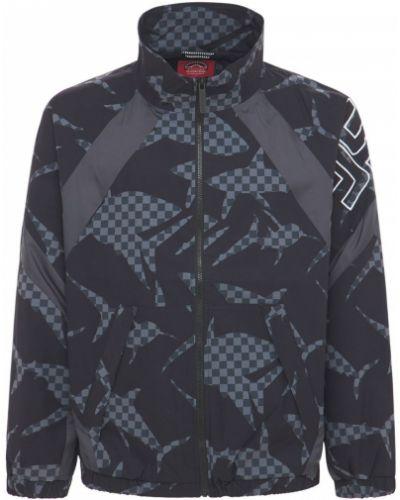 Спортивная куртка на резинке с манжетами Sprayground
