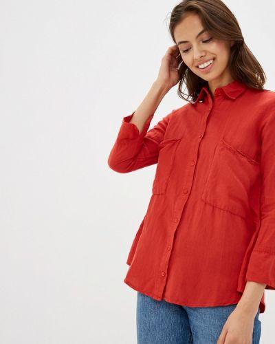 Рубашка красный Dali