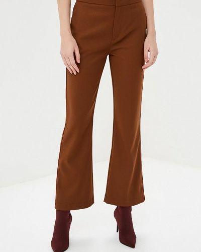 Коричневые брюки повседневные Rinascimento