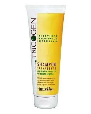 Шампунь для волос от выпадения волос очищающий Farmavita