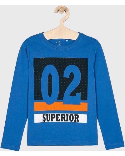 Блуза синий Name It