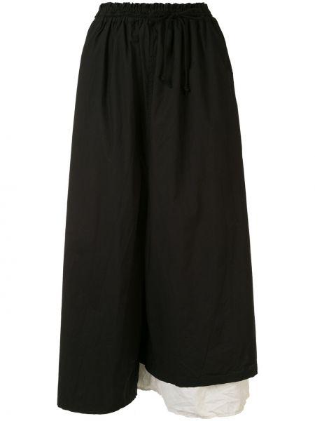 Укороченные брюки свободные с поясом Y`s