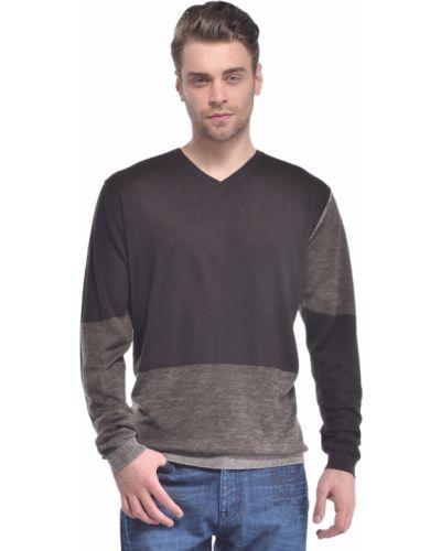 Коричневый пуловер Lagerfeld