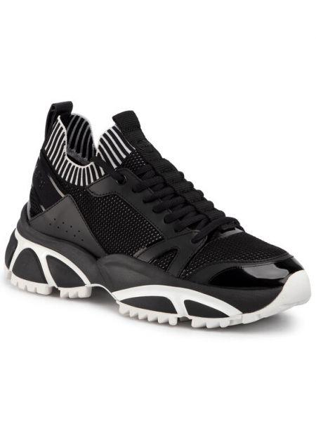Czarne sneakersy Michael Michael Kors