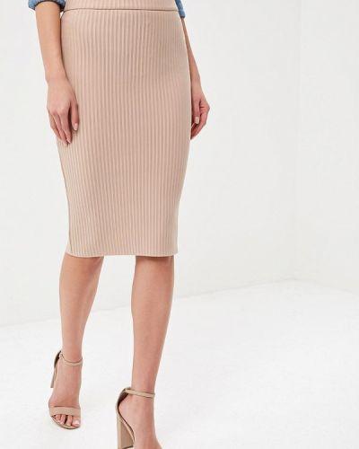 Бежевая юбка Trendyangel