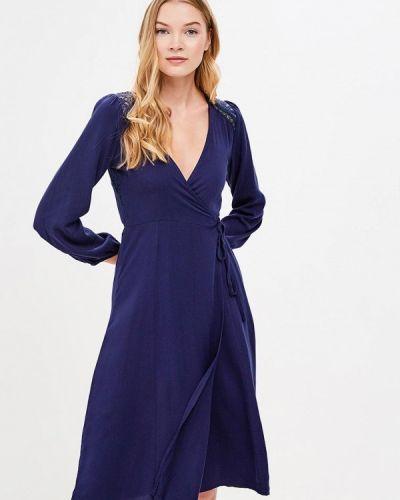 Синее платье Sweewe