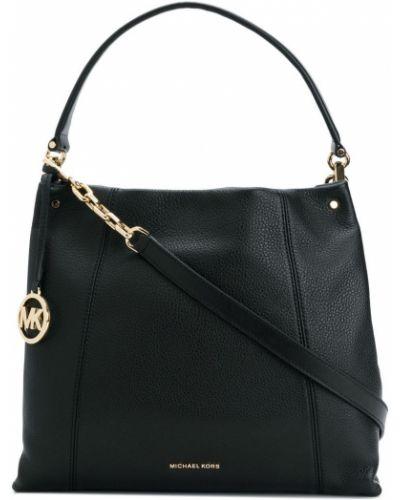 Сумка на цепочке сумка-тоут кожаный Michael Michael Kors
