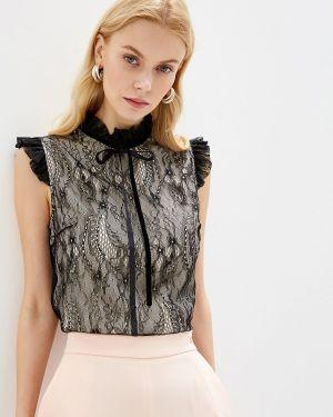 Блузка с рюшами весенний Gepur