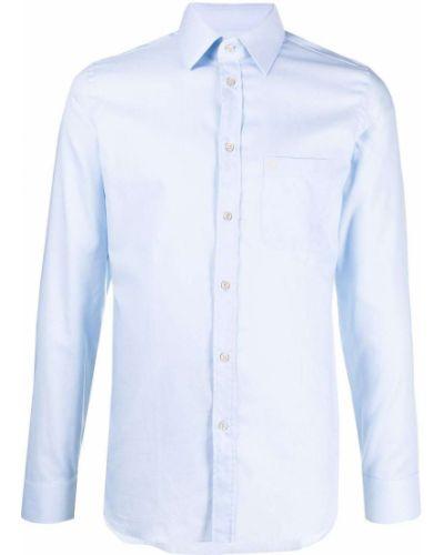 Klasyczna koszula - niebieska Gucci
