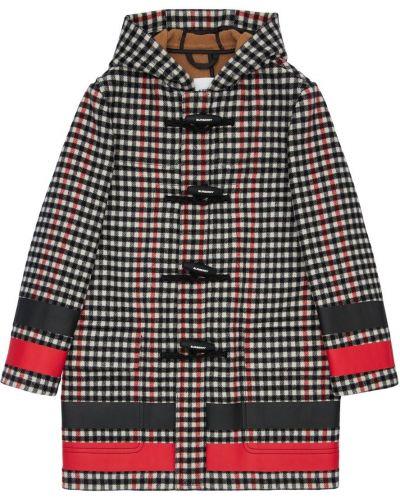 Płaszcz wełniany Burberry