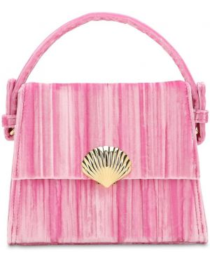 Różowa złota torebka Rixo