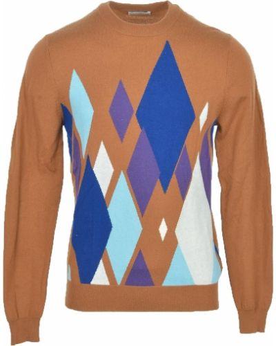 Brązowy sweter Ballantyne