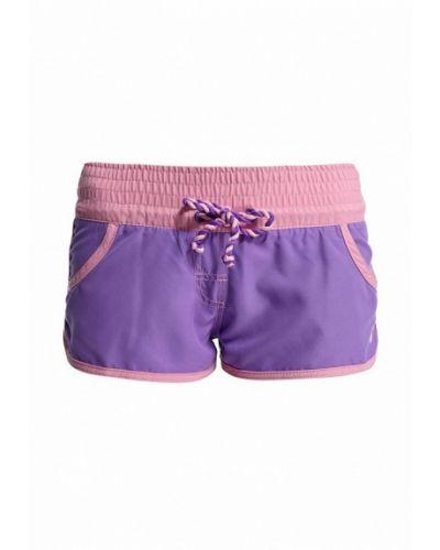 Фиолетовые спортивные шорты Madwave
