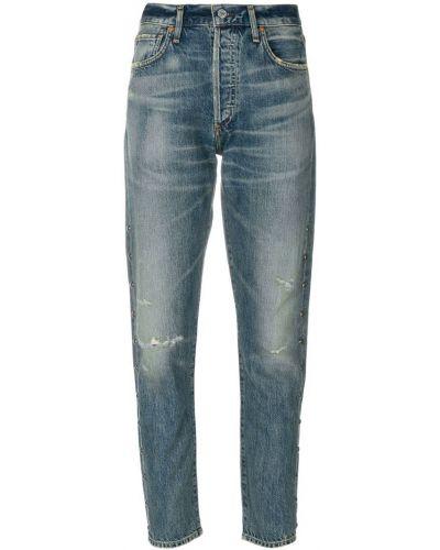 зауженные джинсы Citizens Of Humanity