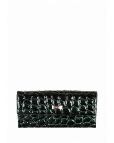 Зеленый кошелек Zinger