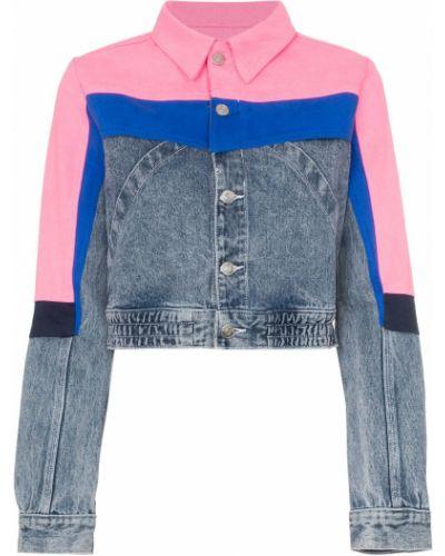 Синяя джинсовая куртка Jordache