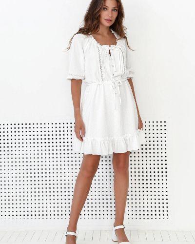 Платье с рукавом реглан Nenka