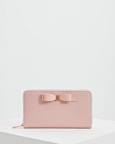 Кошелек розовый Ted Baker London