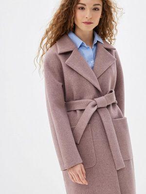 Пальто демисезонное розовое Paradox
