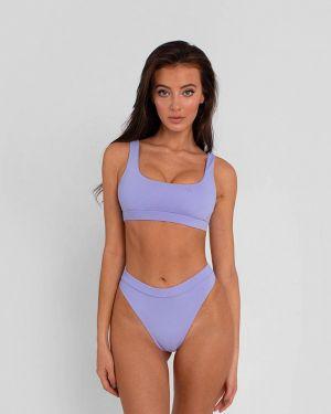 Фиолетовый купальник Love Pam