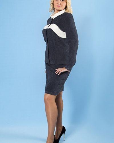 Пиджак с воротником-стойка Virgi Style