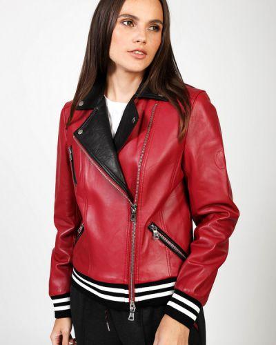 Кожаная куртка Marc Aurel