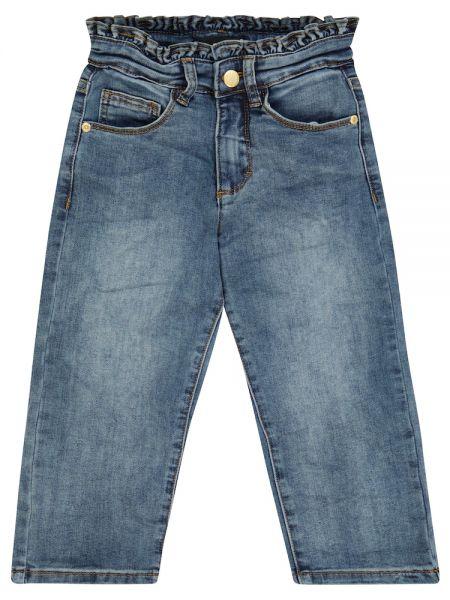 Хлопковые джинсы - синие Molo