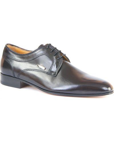 Черные туфли Zilli